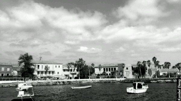Ile de goree la petite île à la grande histoire
