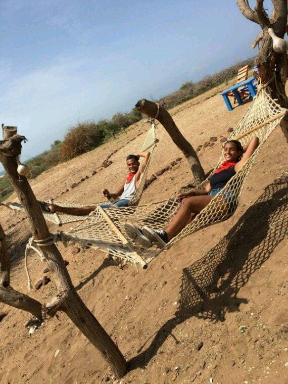 Des moments exceptionnelles en Quad avec nos amis du lamantin beach hotel saly faites nous confiance et nous rendrons votre séjour réussi