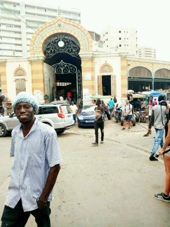 Une belle decouverte de Dakar et l'île de goree au départ de l'hôtel royal baobab au Sénégal.merci pour votre confiance