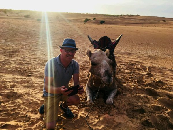 2  jours avec nos amis de l'hôtel Royam à Saly pour une belle découverte du Sénégal.