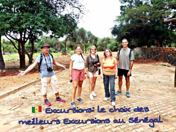 Nos excursions au départ du Royal baobab la Somone, Réserve de bandia