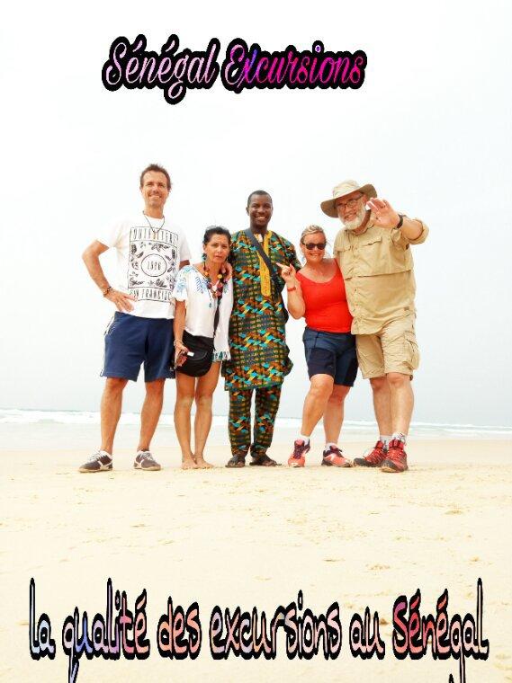 Au départ du Royal baobab vivez les meilleurs excursions au Sénégal une journée sur l'île de goree et au lac rose en tout compris