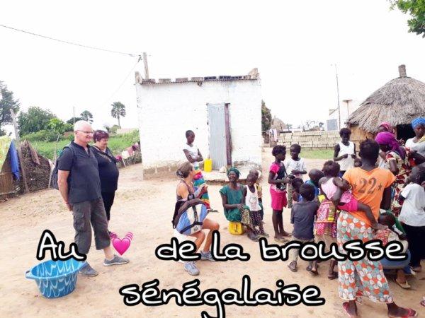 Ils nous fait confiance pour découvrir un Sénégal authentique Merci à nos amis de la Somone