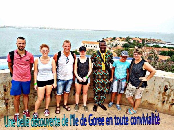 Une belle découverte de l'île de Gorée et du lac rose en famille mais surtout en toute convivialité.