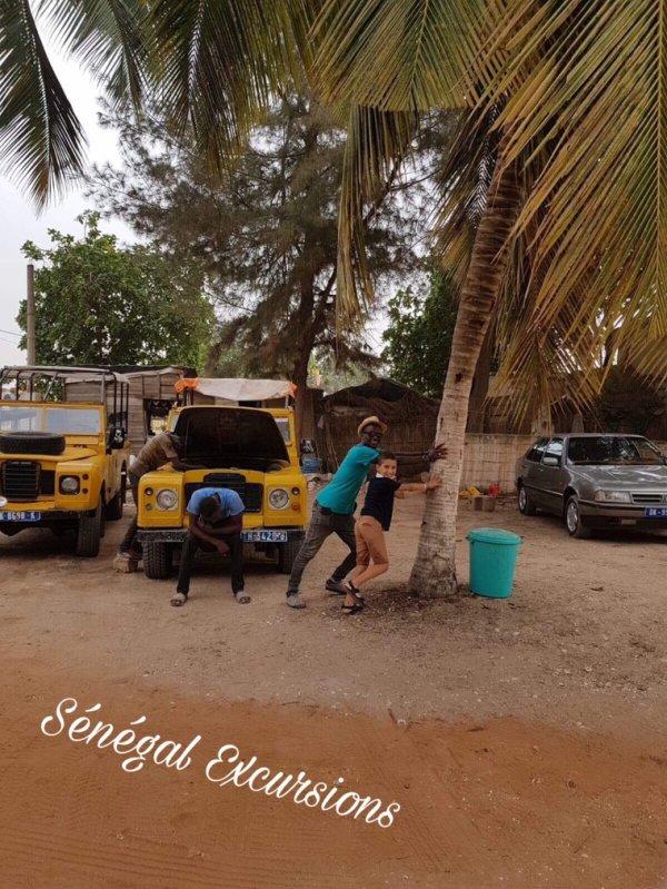 Une belle découverte de l'île en famille. Vivez les meilleurs Excursions au Sénégal