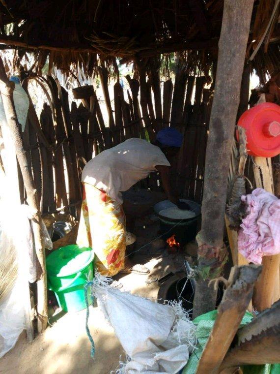 Une belle journée solidaire au départ du Royal baobab et de l'auberge keur maya à Saly,