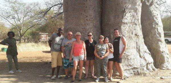 Réserve de bandia avec Djibril de Sénégal Excursions