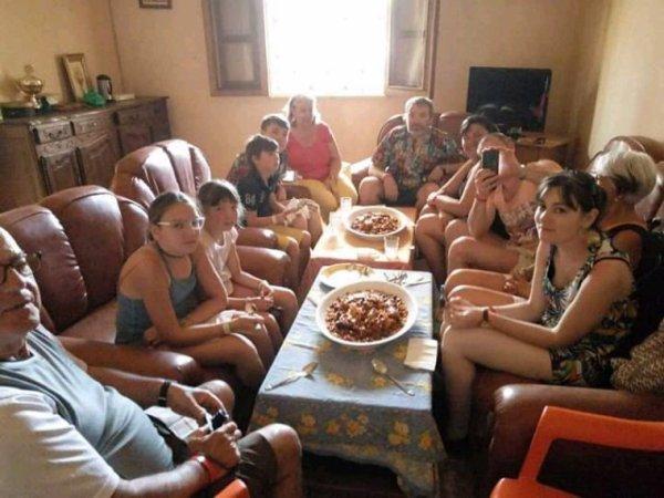 Le Sénégal en famille et entre amis pour les excursions en convivialité.