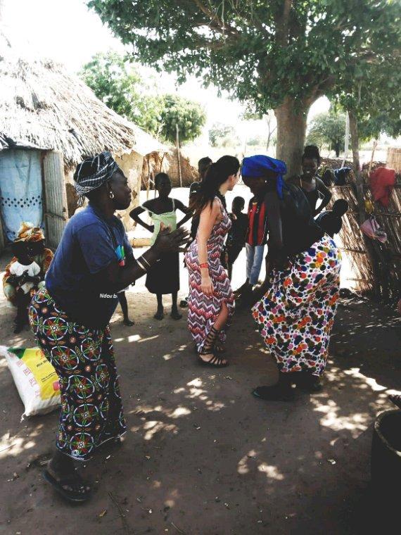 Pour une belle découverte du Sénégal.Merci à nos amis de l'hôtel filaos à Saly