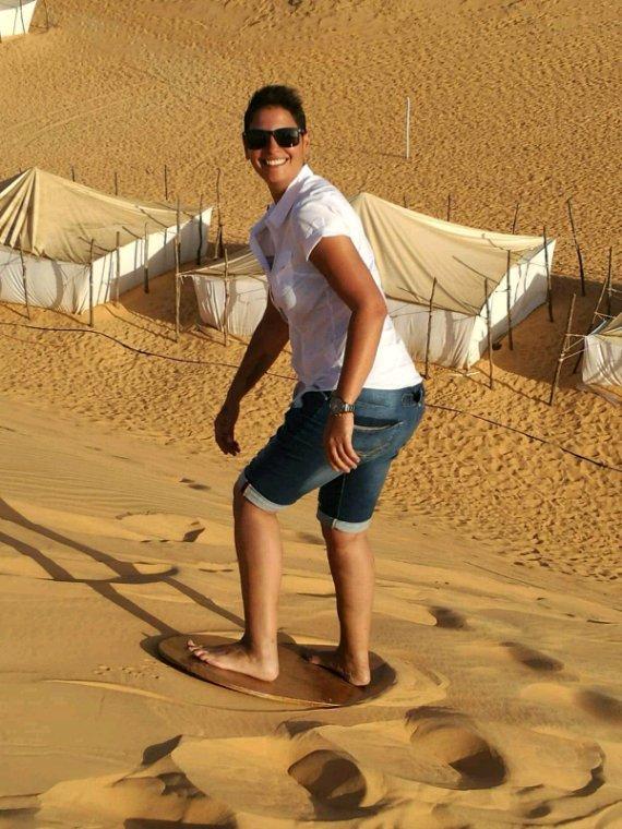 Une belle expérience au désert de Lompoul avec la visite de st Louis du Sénégal.