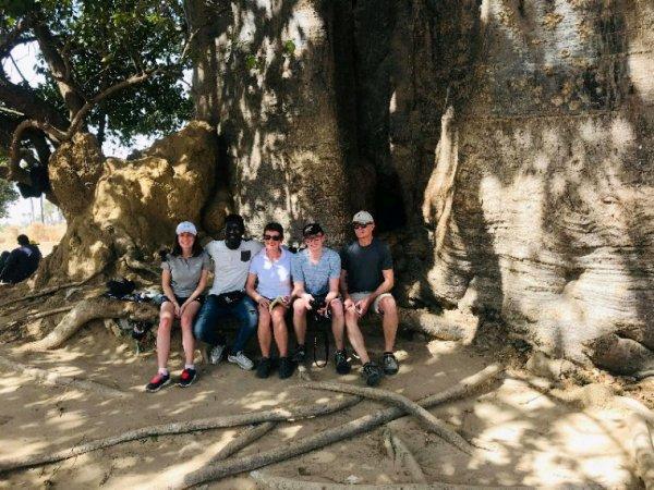 Découverte de la brousse et village.Senegal Excursions les meilleurs excursions au Sénégal en Famille