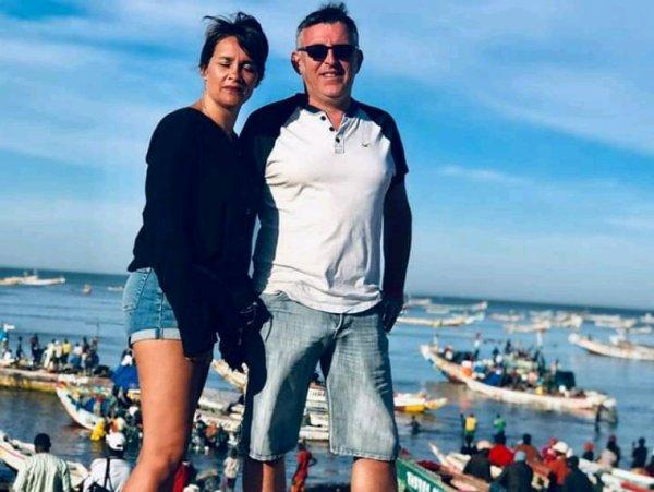 Le retour des pêcheurs à mbour en privatif merci à nos amis de l'hôtel filaos à Saly