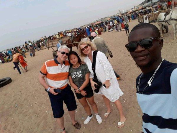 Ils nous ont fait confiance pour découvrir un Sénégal en toute sérénité dans la joie et en famille merci à nos amis du Luxembourg.