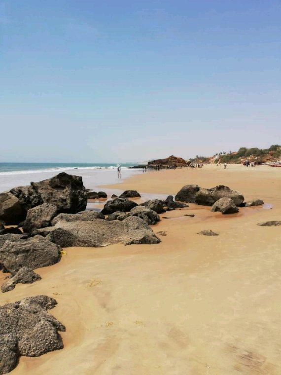 Une belle découverte de toubab dialaw avec nos amis de Saly. Sénégal Excursions la qualité des excursions au Sénégal.