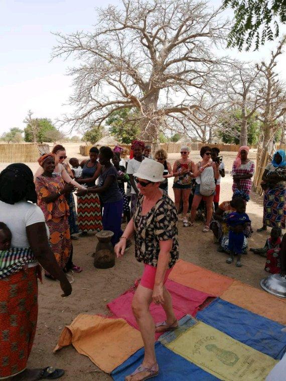 Un Sénégal au coeur du pays.