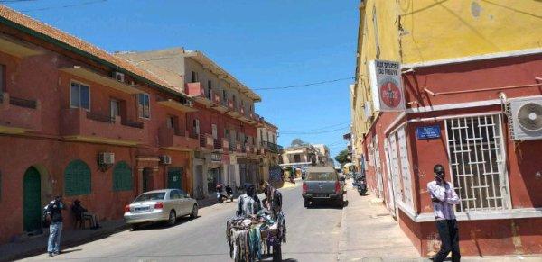 Sénégal Excursions: une belle balade a St louis du Sénégal