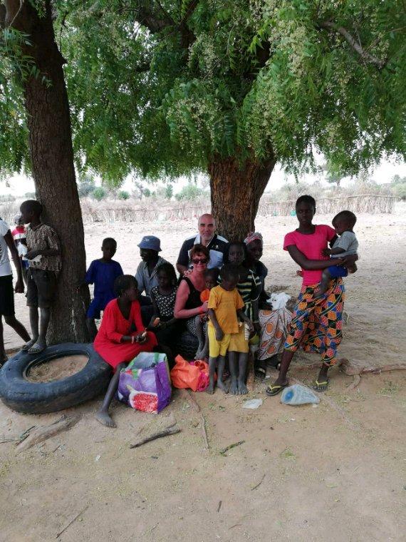 Une découverte de la teranga avec nos amis du royal baobab