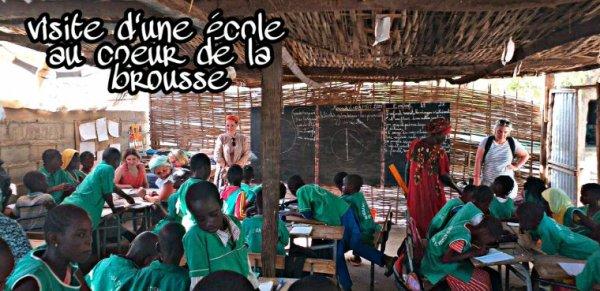 Un Sénégal toujours authentique.merci a nos amis du Royal baobab à la Somone