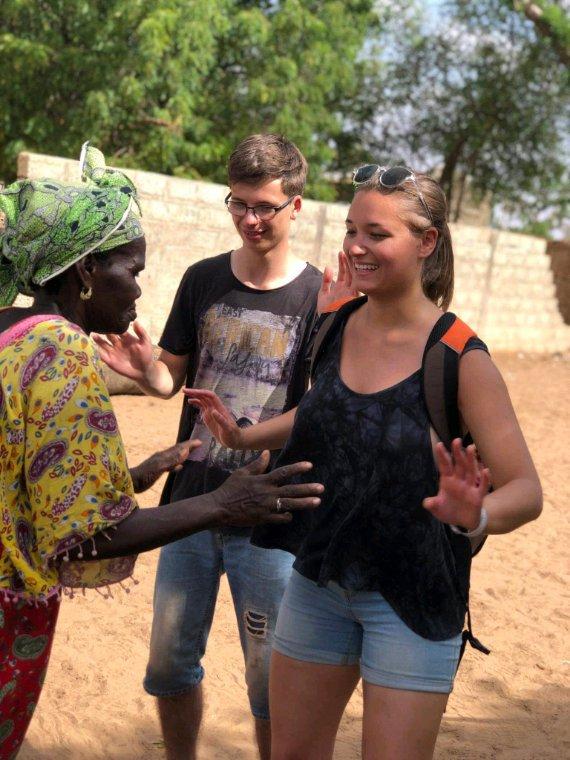 Une belle découverte du senegal en famille au c½ur de l'ethnie serere dans l'hospitalité et la joie de vivre