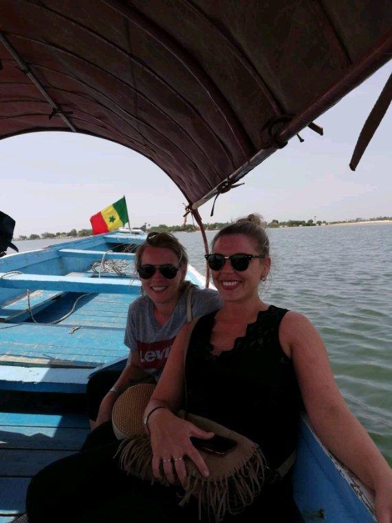Une belle découverte du Sénégal du au coeur dela brousse africaine.Merci a nos amis de l'hôtel palm beach à Saly