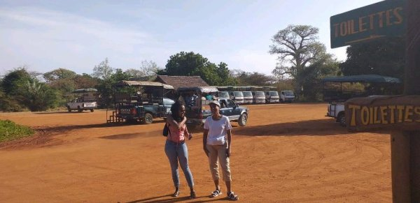 Une belle découverte du Sénégal avec nos amis de retour de France.