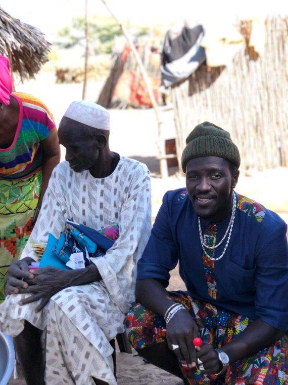 Le Sénégal dans toute sa splendeur au coeur des village peul, un belle journée solidaire avec Senegal Excursions