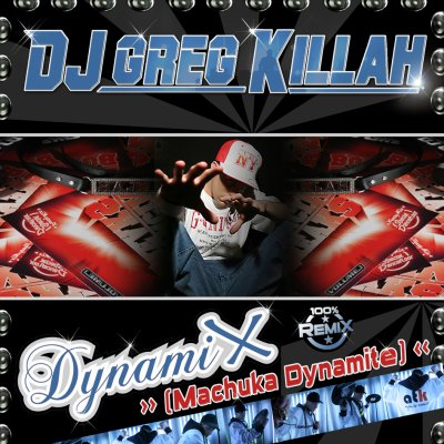 DJ Greg Killah - Dynamix (Machuka dynamite) ==> Taio Cruz vs Lil Jon GK Reeemixx !!!