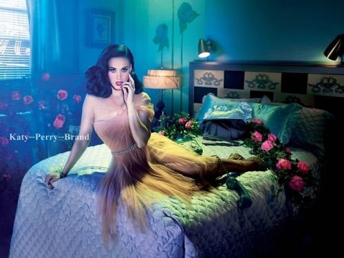 - - - - Katy Perry ghd David LaChapelle Photo Shoot ♥ - -