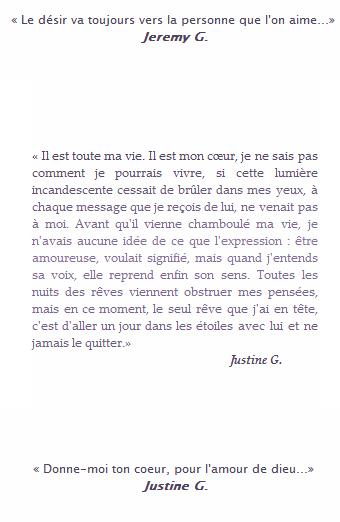 * « Tu es mon souffle de vie...» * Le Temps d'un Automne. *