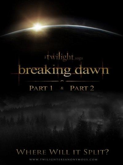Twilight 4 Breaking Dawn : enfin de bonnes nouvelles !