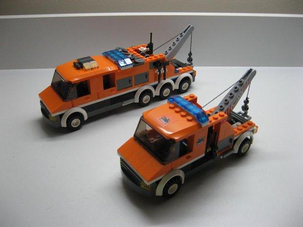 Depanneuse Lego