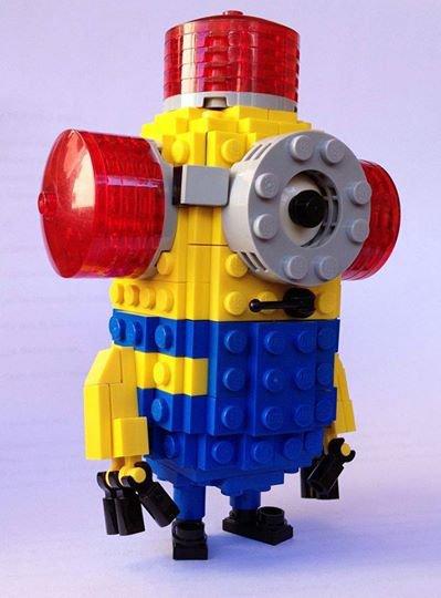 Le Minion Lego
