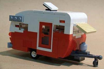 Caravane Lego