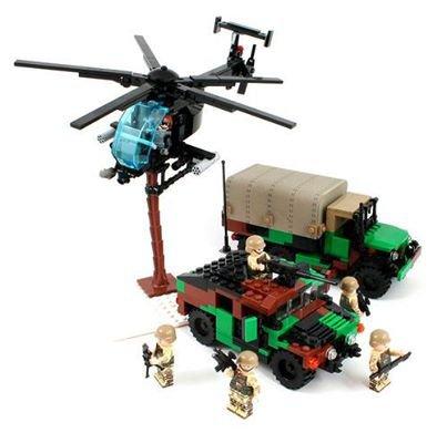 Véhicule De Guerre Lego