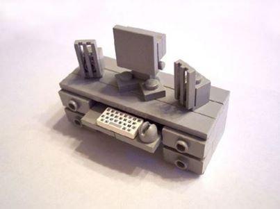 Ordinateur Lego