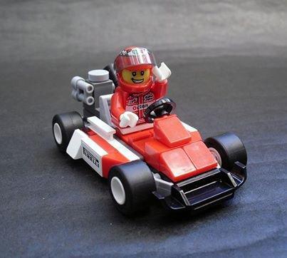 Kart Lego