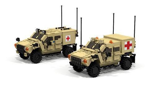 Véhicule De La Croix Rouge