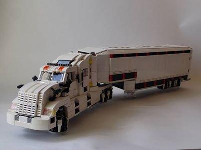 Camion Du Futur Lego