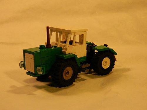 Tracteur Lego