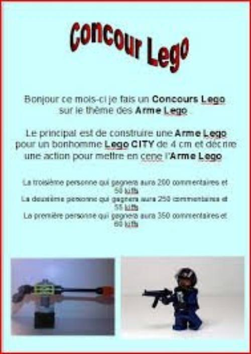 Concour Lego