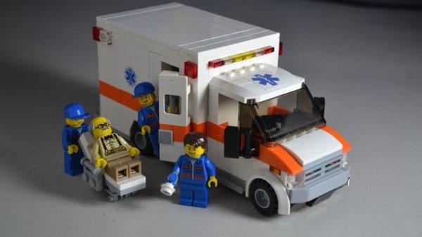 Anbulance Lego