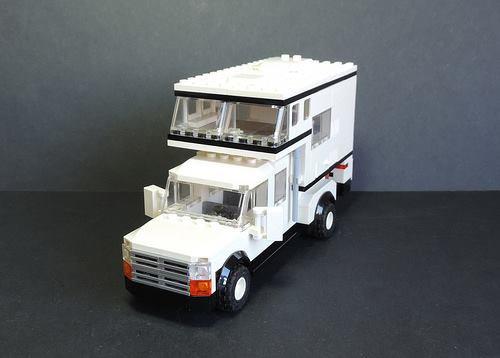 Camping Car Lego