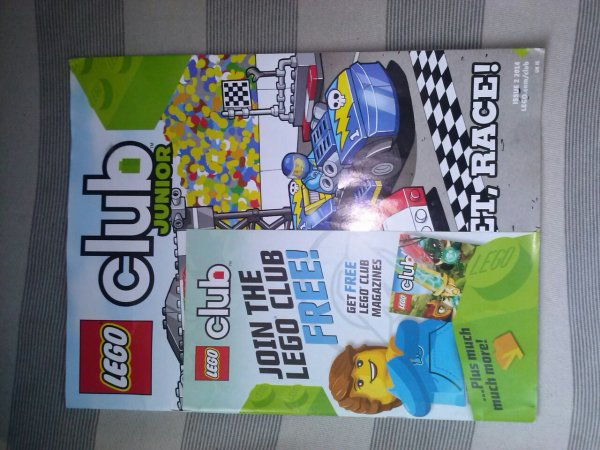 Club Lego Qui Vien de Londre