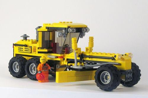 Dameuse En Lego