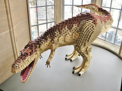Dinosaure Lego