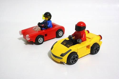 Petit Kart Lego