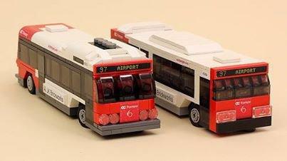 Bus Lego