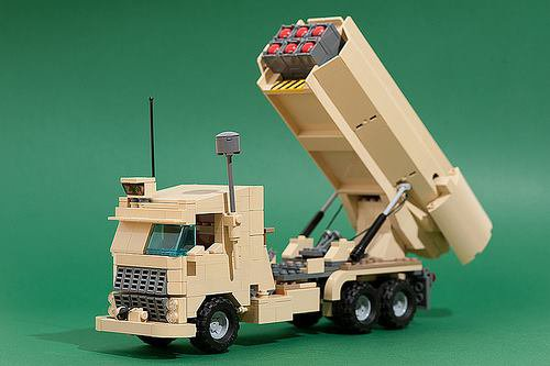 Camion Militaire Lego