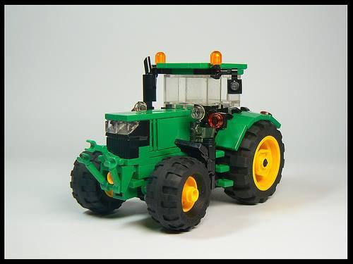 John Deere Lego
