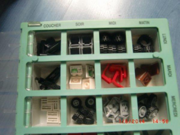 Mes Nouveau Rangement Pour Mes Lego